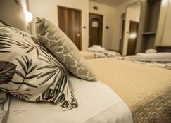 里约雷酒店 - 圣马力诺 - 睡房