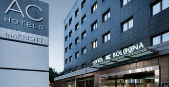 博洛尼亚万豪ac酒店 - 博洛尼亚 - 建筑