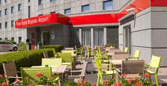 布鲁塞尔机场托恩酒店 - 布鲁塞尔