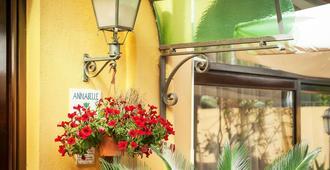 安娜贝勒酒店 - 伊斯基亚 - 户外景观