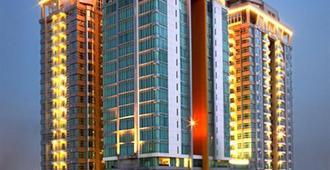 棉兰剑桥酒店 - 棉兰 - 建筑