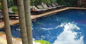 茉莉花家庭旅馆 - 暹粒 - 游泳池
