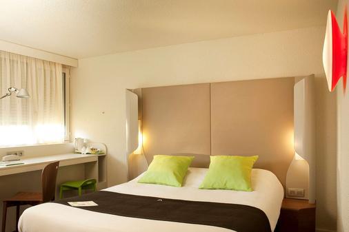 普罗旺斯地区艾克斯南钟楼宝瓦勒酒店 - 普罗旺斯艾克斯 - 睡房