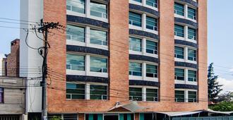 帕尔克63号酒店 - 波哥大 - 建筑