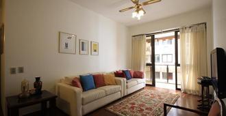 曼努尔 305 酒店 - 里约热内卢 - 客厅