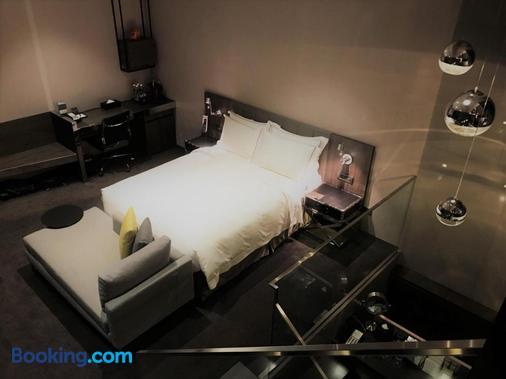 喜达丝饭店 - 高雄市 - 睡房