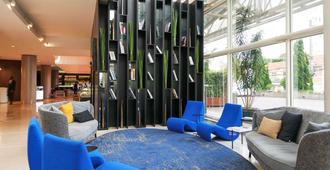 铂尔曼圣保罗伊比拉布埃拉酒店 - 圣保罗 - 建筑