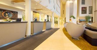 斯堪迪克尼德伦酒店 - 特隆赫姆 - 大厅
