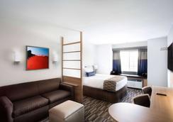 那不勒斯弗纳尔麦克罗特套房酒店 - 弗纳尔 - 睡房