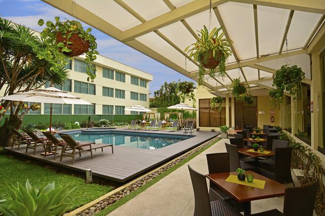 奥腾提科酒店 - 圣荷西 - 游泳池