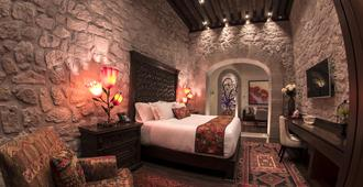 德拉萨索莱达酒店 - 莫雷利亚 - 睡房