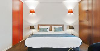 里尔大皇宫舒适公寓城市酒店 - 里尔 - 睡房