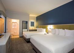 圣塔莫尼卡旅游宾馆 - 圣莫尼卡 - 睡房