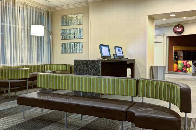 瀑布景观丽笙套房酒店 - 尼亚加拉瀑布 - 商务中心