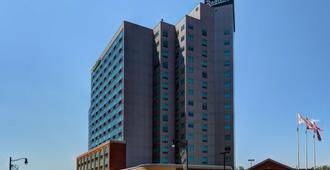 瀑布景观丽笙套房酒店 - 尼亚加拉瀑布 - 建筑