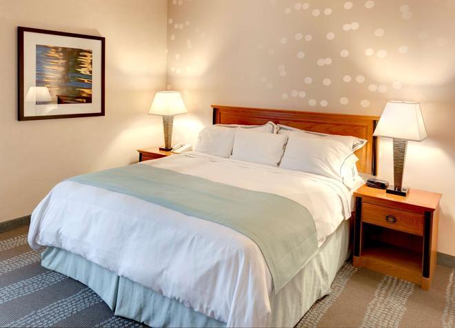 瀑布景观丽笙套房酒店 - 尼亚加拉瀑布 - 睡房