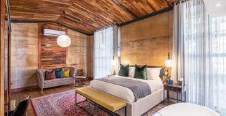 梦之林酒店 - 温特和克 - 睡房