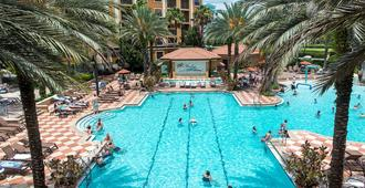 奥兰多弗罗里戴斯度假酒店 - 奥兰多 - 游泳池