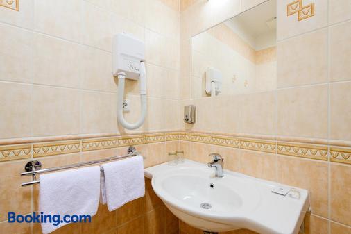 亚历克西斯酒店 - 布拉格 - 浴室