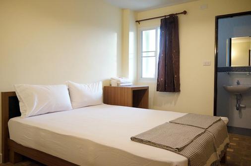三森山姆精品酒店 - 曼谷 - 睡房
