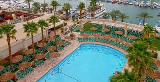U神奇宫殿酒店 - 埃拉特 - 游泳池