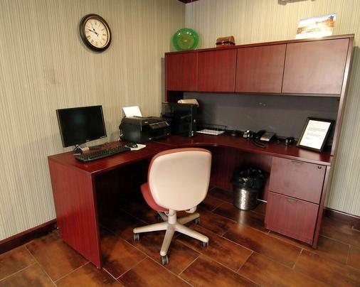 凯艺套房酒店 - 北小石城 - 商务中心