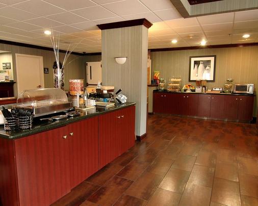 凯艺套房酒店 - 北小石城 - 自助餐