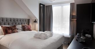 基伊沙之酒店 - 雷克雅未克 - 睡房