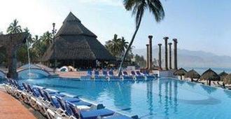 克里斯塔尔巴亚尔塔酒店 - 巴亚尔塔港 - 游泳池