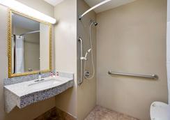 列克星敦速8酒店 - 列克星敦 - 浴室