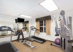 温德姆豪藤套房酒店-佛罗里达州巴拿马市海滩 - 巴拿马城海滩 - 健身房