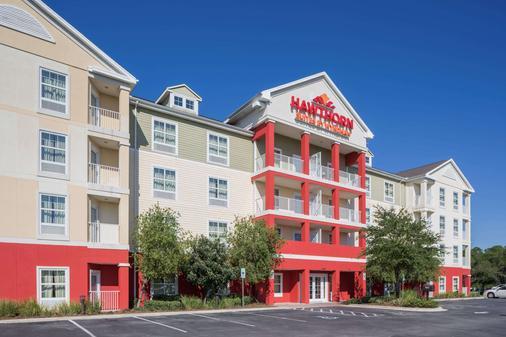温德姆豪藤套房酒店-佛罗里达州巴拿马市海滩 - 巴拿马城海滩 - 建筑
