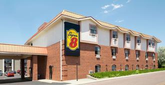 科罗拉多斯普林斯-阿法地区速8酒店 - 科罗拉多斯普林斯 - 建筑