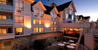亨廷登庄园酒店 - 维多利亚 - 建筑