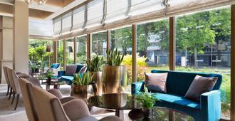 威斯汀泽格布酒店 - 萨格勒布 - 休息厅