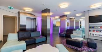 日内瓦水晶设计酒店 - 日内瓦 - 休息厅