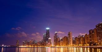 芝加哥市中心假日&套房酒店 - 芝加哥 - 户外景观