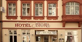 阿斯托里亚特里尔酒店 - 特里尔 - 建筑
