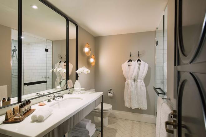 阿德莱德梅菲尔酒店 - 阿德莱德 - 浴室