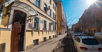圣彼得堡欧亚酒店 - 圣彼德堡 - 户外景观