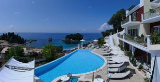 伊利达精品酒店 - 帕尔加 - 游泳池