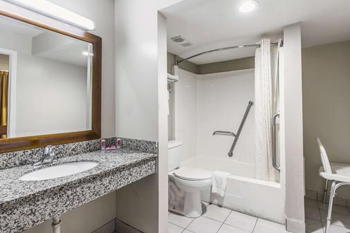 北部伊康旅馆 - 塔拉哈西 - 浴室