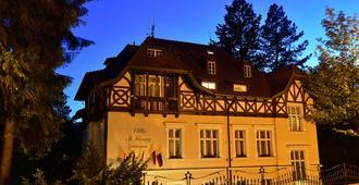 圣格尔格葛拉尼酒店 - 玛丽亚温泉市 - 建筑