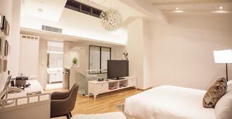 阿多尼斯酒店 - 新加坡 - 睡房