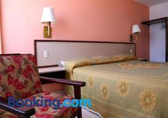 巴卢阿特酒店 - 韦拉克鲁斯 - 睡房