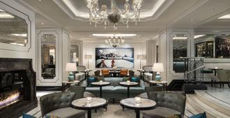 香港朗廷酒店 - 香港 - 休息厅