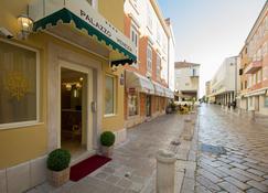 威尼斯宫酒店 - 扎达尔 - 户外景观