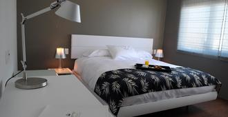 厄尔巴诺丽晶高尔夫酒店 - 蒙得维的亚 - 睡房