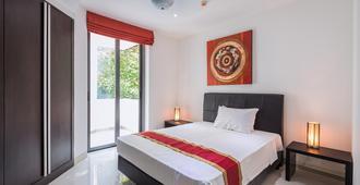 萨苏里度假村 - Choeng Thale - 睡房