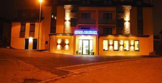 卡纳里克酒店 - 布拉格 - 建筑